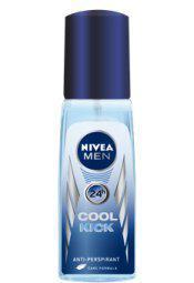 Nivea Deodorant Zerstäuber Cool Kick für Männer, 75 ml