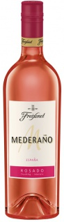 Mederano De Freixenet Rosado fruchtig harmonisch 750ml 6er Pack