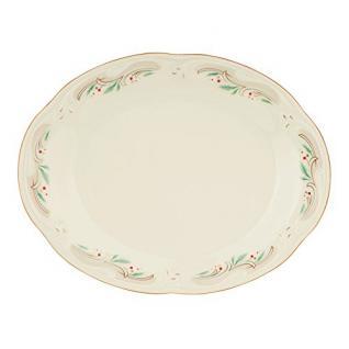 Rubin Platte oval 31 cm