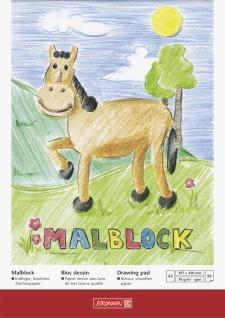 Malblock DIN A3 Zeichenpap.