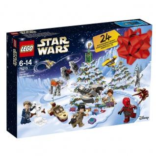 Lego Star Wars 75213 Adventskalender versüßt dir das Warten auf Weihnachten