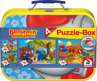Puzzlebox Benjamin Bluemchen