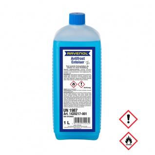 Ravenol Antifrost Enteiser Nachfüllflasche für Autoscheiben 1000ml