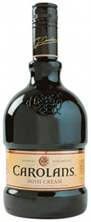 Carolans Irish Cream Likör Finest Quality made in Ireland 17%, 700ml