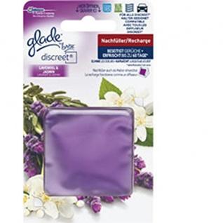 glade Brise discreet Nachfüller Lavendel & Jasmin, 8gr