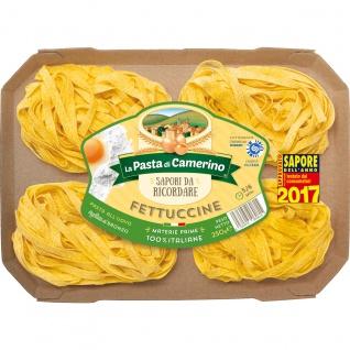 Pasta di Camerino Fettuccine Eierteigwaren Frischeinudeln 250g