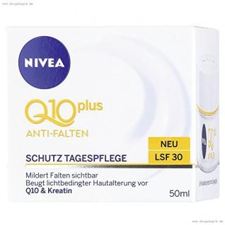 Nivea Face Q10 Tagespflege LSF 30 50ml