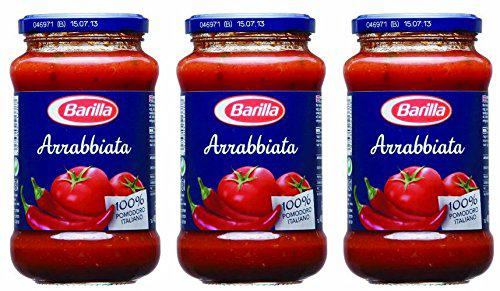 Barilla Pastasauce ARRABIATA - 3x 400 g
