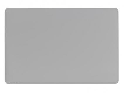 Schreibunterlage m. Dekorrille grau