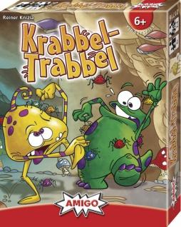 Amigo Krabbel Trabbel Ein tolles Spiel für Kinder ab 6 Jahren