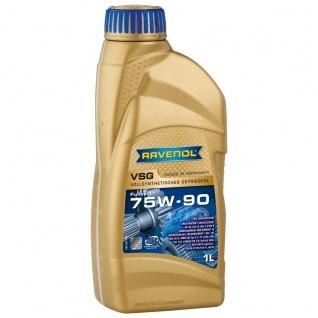 Ravenol VSG SAE 75W 90 Universalgetriebeöl vollsynthetisch 1L
