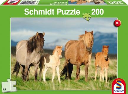 KIPU 200T Pferdefamilie