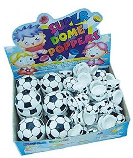 Flummis & Poppbälle 10416 - Fußball-Poppball