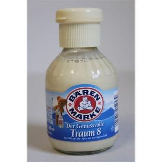 Bären Marke Kaffeetraum Kondensmilch Kaffeemilch 8% Fett 160ml