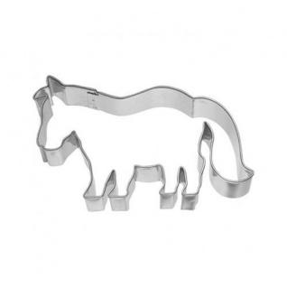 Ausstecher Pferd