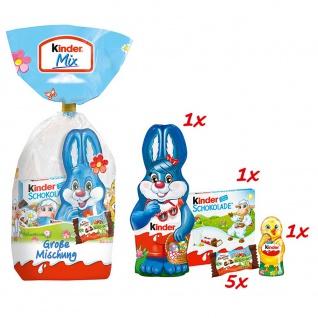 Kinder Schokolade Mix Beutel große Mischung Ostermischung 202g