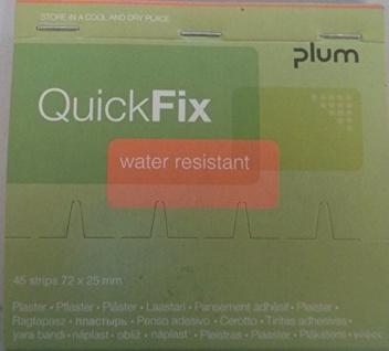 Leina-Werke REF 76013 Pflasterspender QuickFix, 45 x EL/WF