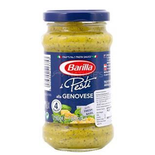 3x Barilla Pesto 'alla Genovese', 190 g