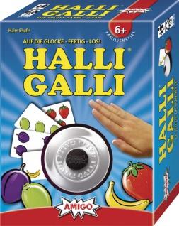 Amigo Halli Galli Ein spannendes Spiel für die ganze Familie