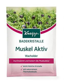 Kneipp Badekristalle Muskel Aktiv, 6er Pack (6 x 60 g) - Vorschau