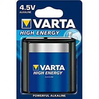 Varta High Energy 4912