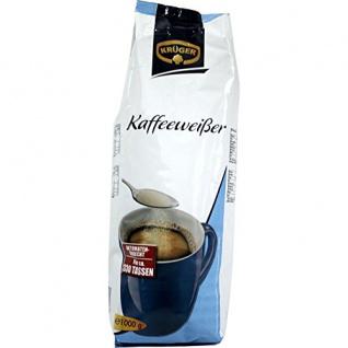 Krüger Kaffeeweißer laktosefrei auch für automatengeeignet 1000g