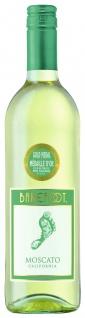 Barefoot Moscato California edelsüss köstliches Aroma 750ml 6er Pack