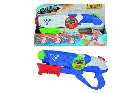 Waterzone Triple Switch Blaster