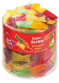 Red Band Super Hechte mit Fruchtgeschmack 5-fach sortiert 1200g