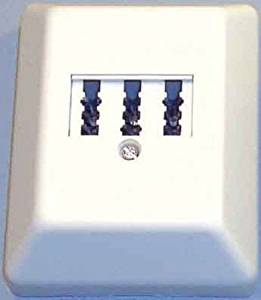Anschlussdose/Aufputz AP T134