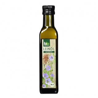 Bio Zentrale Leinöl kaltgepresst aus ökologischer Landwirtschaft 250ml - Vorschau