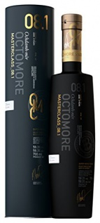 Octomore Bruichladdich Edition 8.1 Scottish Barley 59, 3 % Vol. 700ml