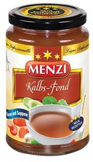 Menzi Kalbs Fond 400g