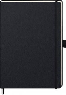 Notizbuch Kompagnon Klassik 21 x 29, 4cm unliniert
