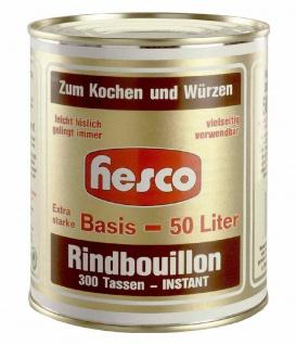 Hesco Rindbouillon 1000g, 1er Pack