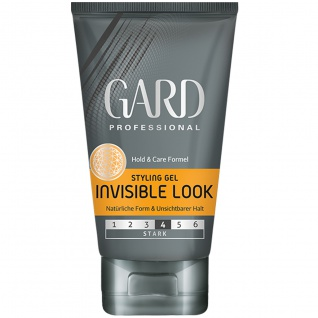 GARD Stylinggel Invisible Look natürliche Form unsichtbarer Halt 150ml