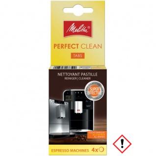Melitta Perfect Clean Reinigungstabs für Kaffeevollautomaten 40 Stück