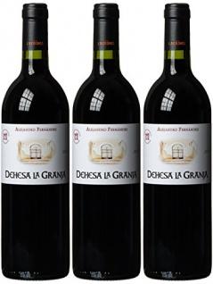Dehesa la Granja Catilla Y Leon trockener spanischer Rotwein 2250ml, 3er Pack