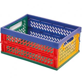 Tanner Kaufladen Mini-Klapp-Box (ohne Inhalt)