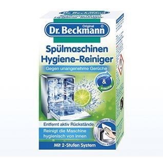 Dr. Beckmann Spülmaschinen Hygiene-Reiniger 75g mit Zitrus-Duft - Vorschau