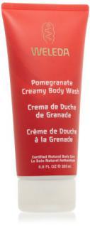 Weleda Granatapfel Schönheitsdusche, 1er Pack (1 x 200 ml)