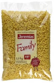 Jeremias Hörnchen Classic Family Nudeln mit frischen Eiern 2500g