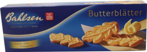 Bahlsen Butterblätter, 125 g