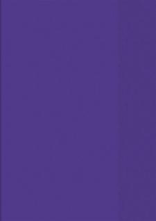 Hefthuelle DIN A4 violett