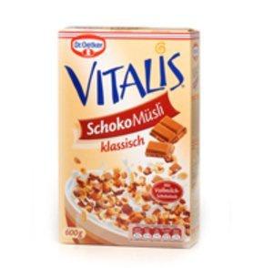 Dr. Oetker Vitalis Schoko Müsli klassisch