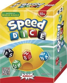 Amigo Speed Dice Ein spannendes und tolles Spiel für die ganze Familie