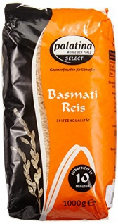 Basmatireis, 2er Pack (2 x 1000 g)