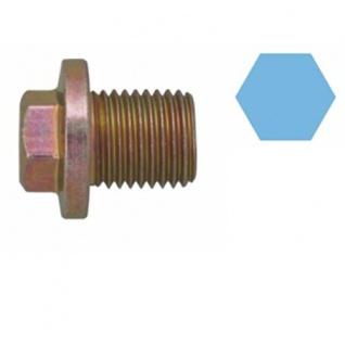 Corteco Oelablassschrauben Kit mit Dichtring Gewindemaß M14 x 1, 50 x 15