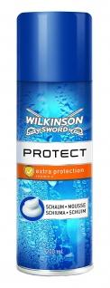 Wilkinson Sword Protect Schaum Extra Protection für Männer 200ml