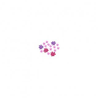 Meyco 16 Holzblütenperlen in bunt gemischt schweiß und speichelfest